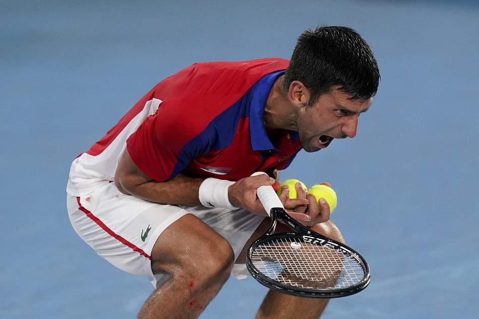 Tokyo 2020: Novak Djokovic lost the bronze medal match, singles match campaign ends
