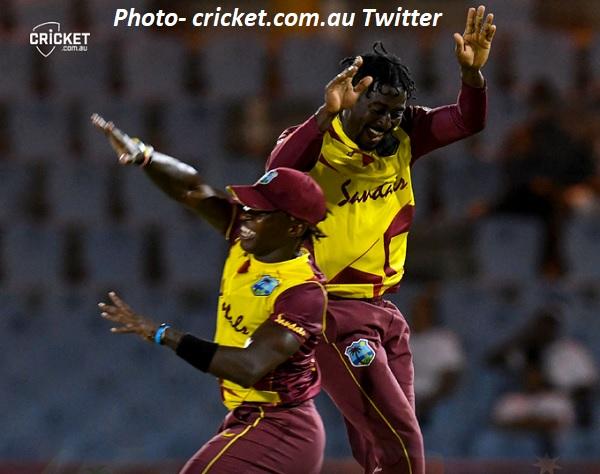 रसेल को छोड़कर कोई कैरेबियाई बल्लेबाज नहीं टिका-