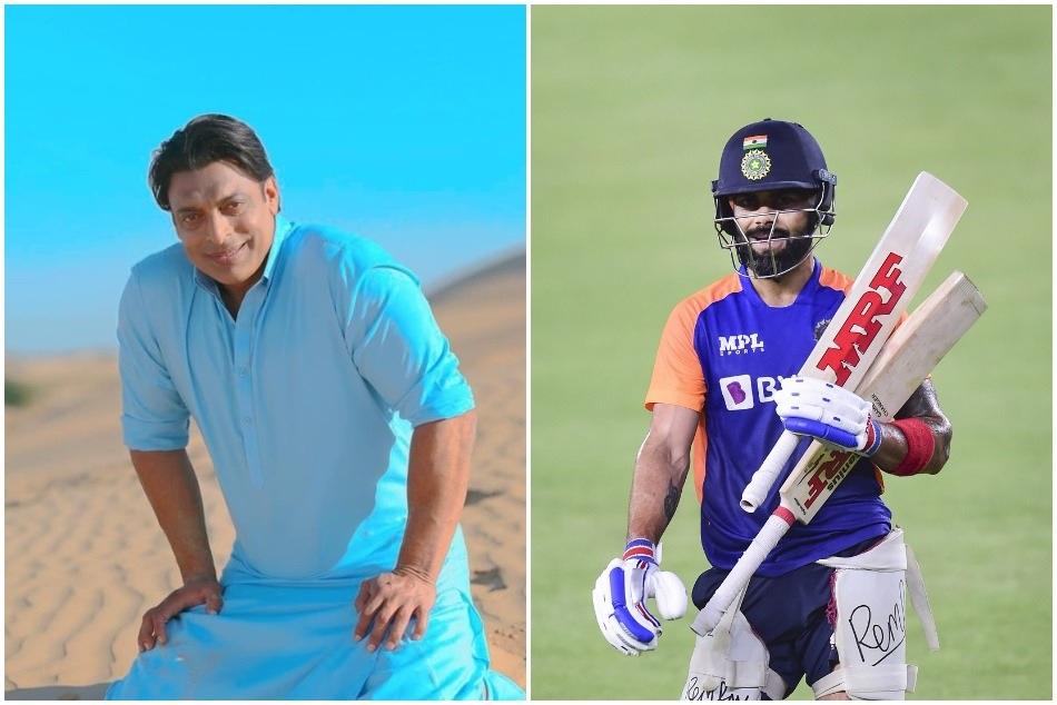 Shoaib Akhtar wants Virat Kohli to score so many centuries till retirement, Sachins record wont survive