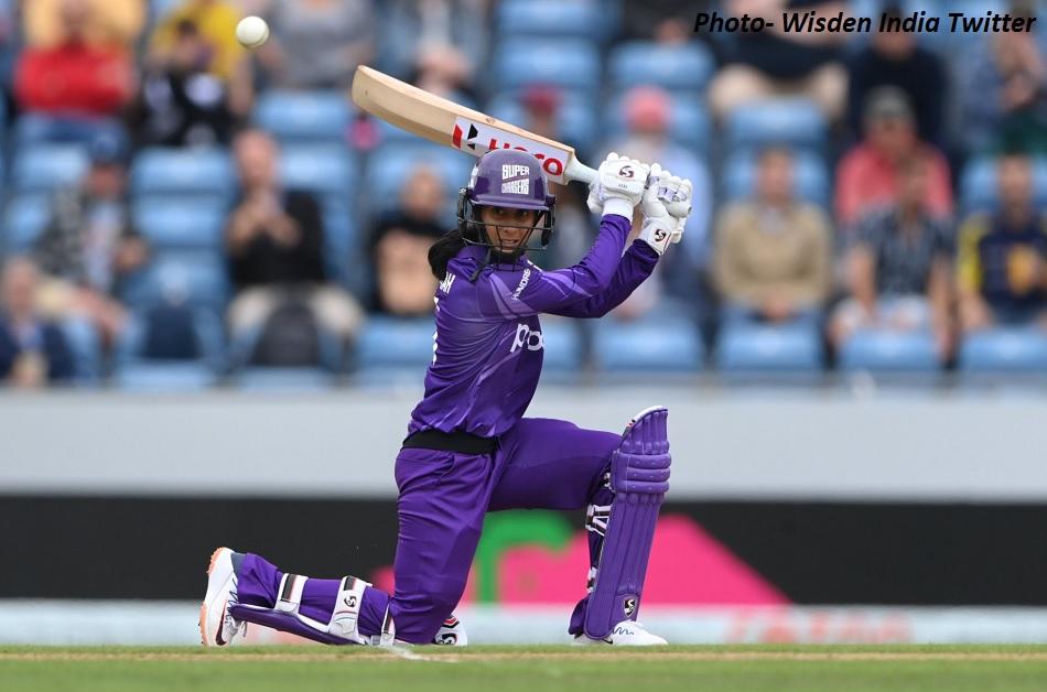 'द हंड्रेड' में जेमिमा रोड्रिग्स ने चलाया 43 गेंदों पर 92 रनों का तूफान, विपक्षी टीम हो गई चित्त