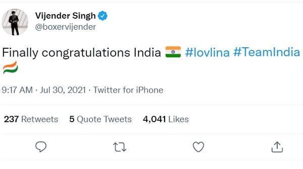 विजेंदर सिंह को याद आए अपने पुराने दिन-
