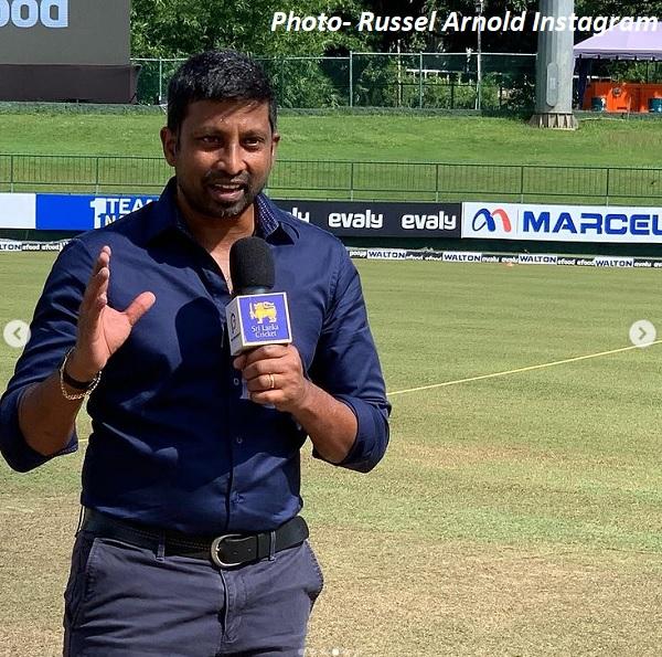 रसेल अनार्ल्ड ने कहा- मुझे भारतीय टीम से जलन होती है