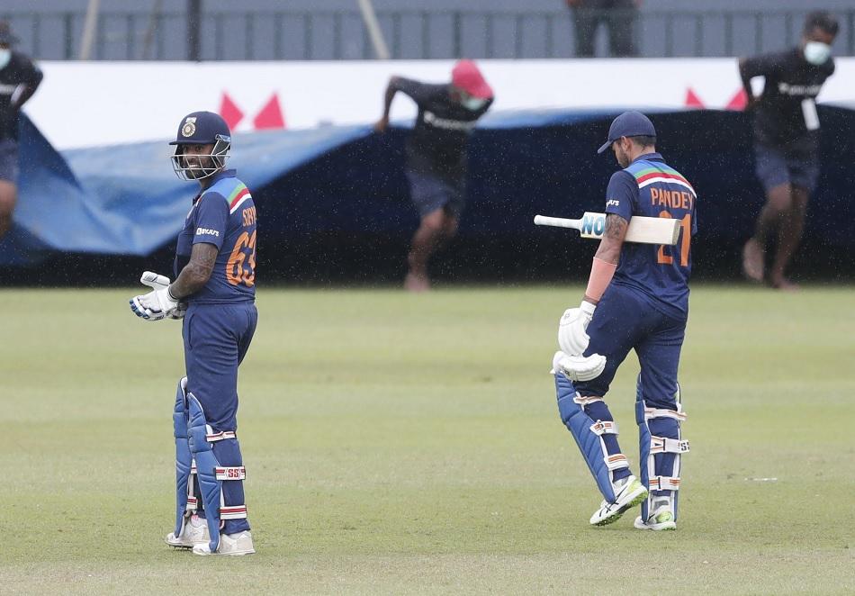 IND vs SL: Why Manish Pandeys place in ODI team? Suryakumar Yadav gave his answer