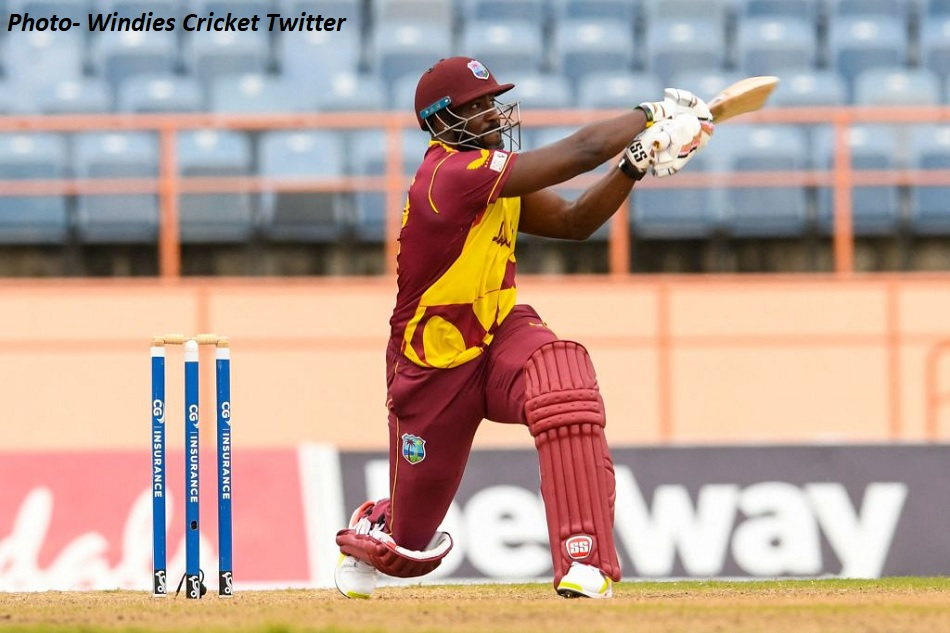 WI vs AUS: Andre Russells stormy fifty against Australia, West Indies won the losing match