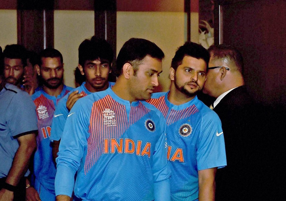 When MS Dhoni became drink boy for Suresh Raina who reveals their funny conversation