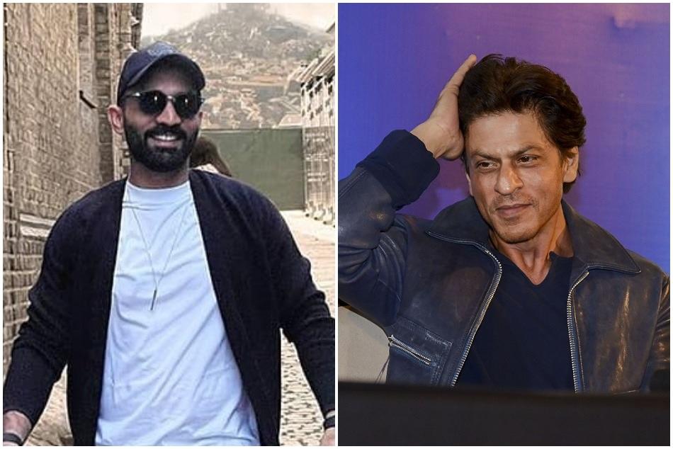 'इतने बड़े दिल के लोग अब कम हैं'- दिनेश कार्तिक ने कहा, शाहरुख खान के लिए कुछ भी कर सकता हूं