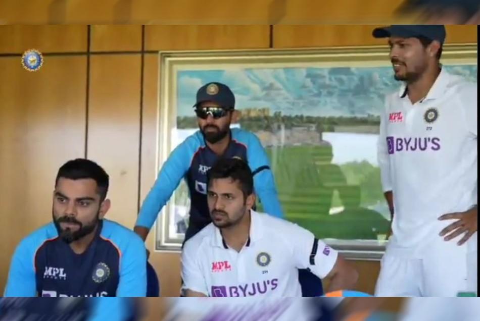 इंग्लैंड की टीम जो चाहती है वही कर रहे हैं कोहली