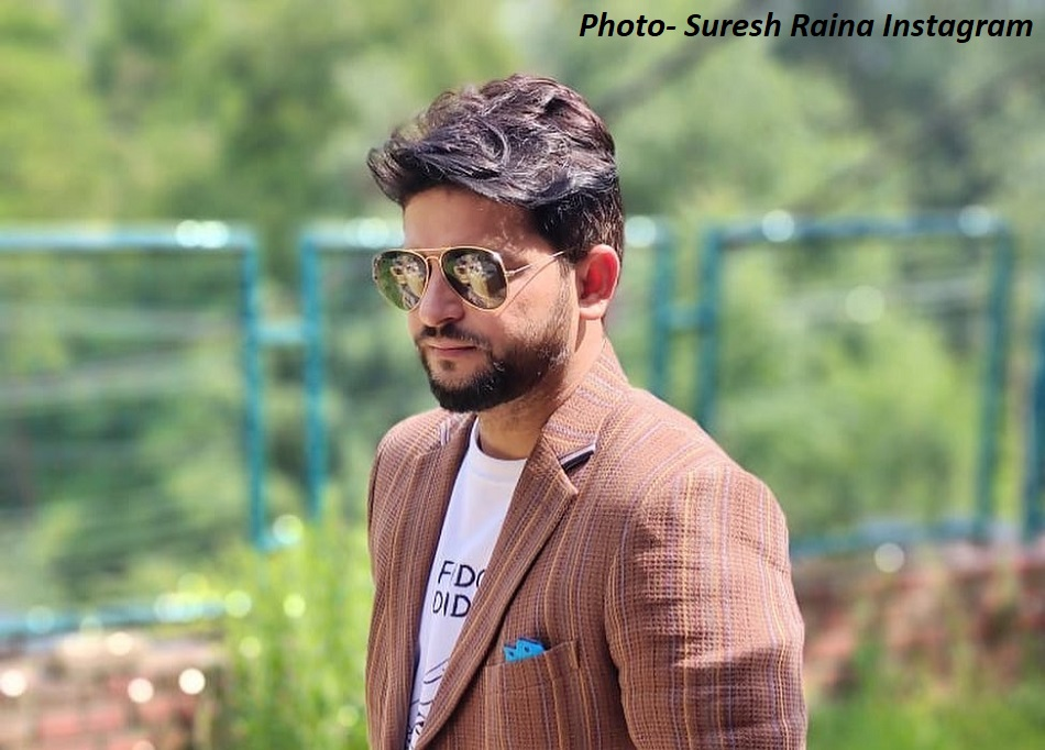 Suresh Raina gives four names of young Indian Cricketers who impress him most