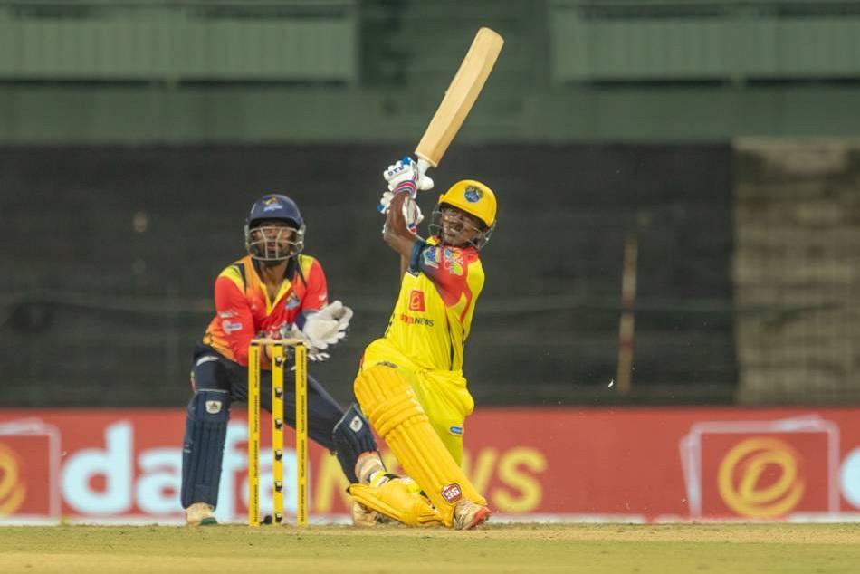 TNPL : टूर्नामेंट के पहले मैच में मची धूम, युवा बल्लेबाज ने 43 गेंदों में जड़े 87 रन