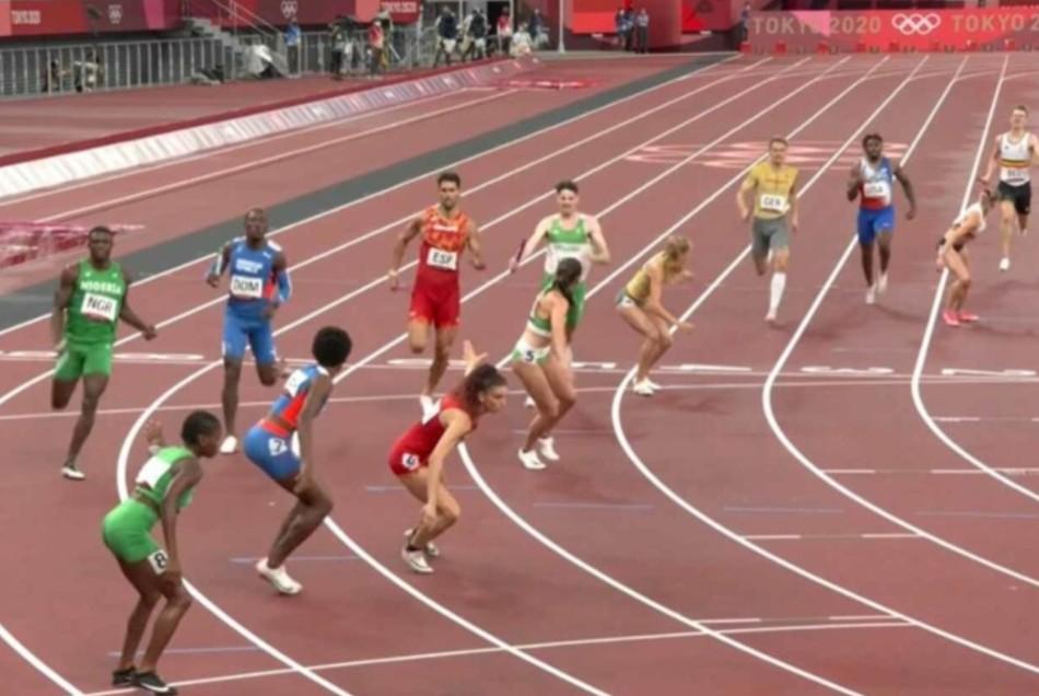 आईओसी की देख रेख में है महिला एथलीट