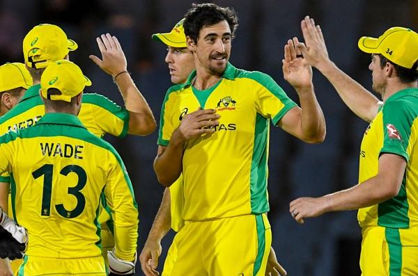 सीरीज का पहला मैच जीतने में ऑस्ट्रेलिया कामयाब-