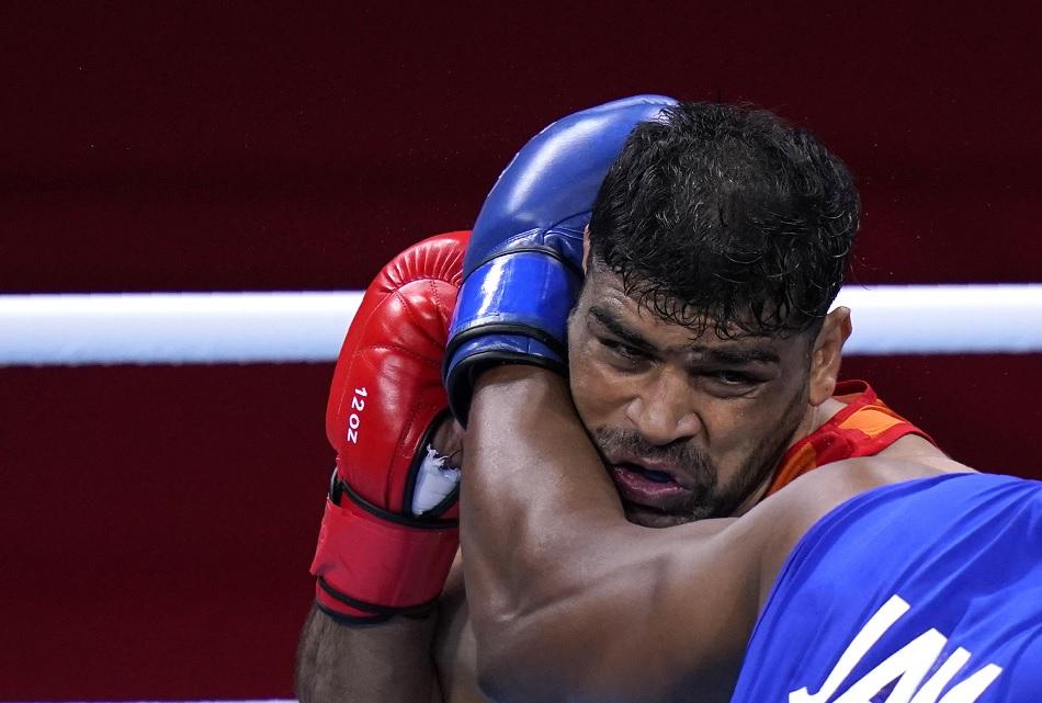 इसे भी पढ़ें- Tokyo 2020: मुक्केबाज सतीश कुमार को क्वार्टरफाइनल में बखोदिर जललोव से मिली हार