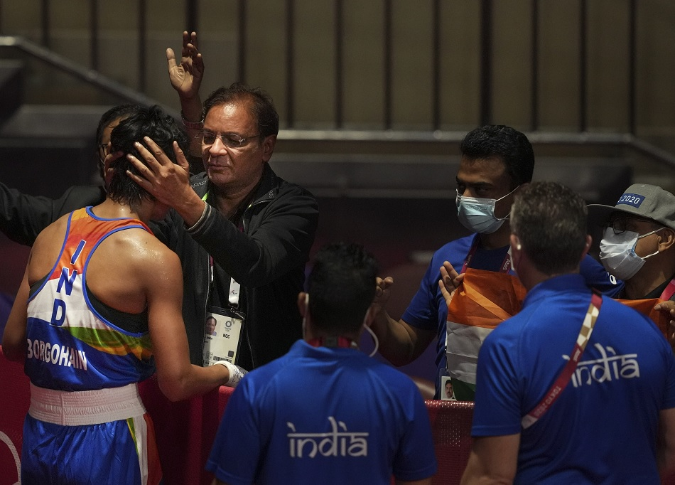 Lovlina Borgohain wins bronze medal President, Prime Minister, Chief Minister of Assam congratulate