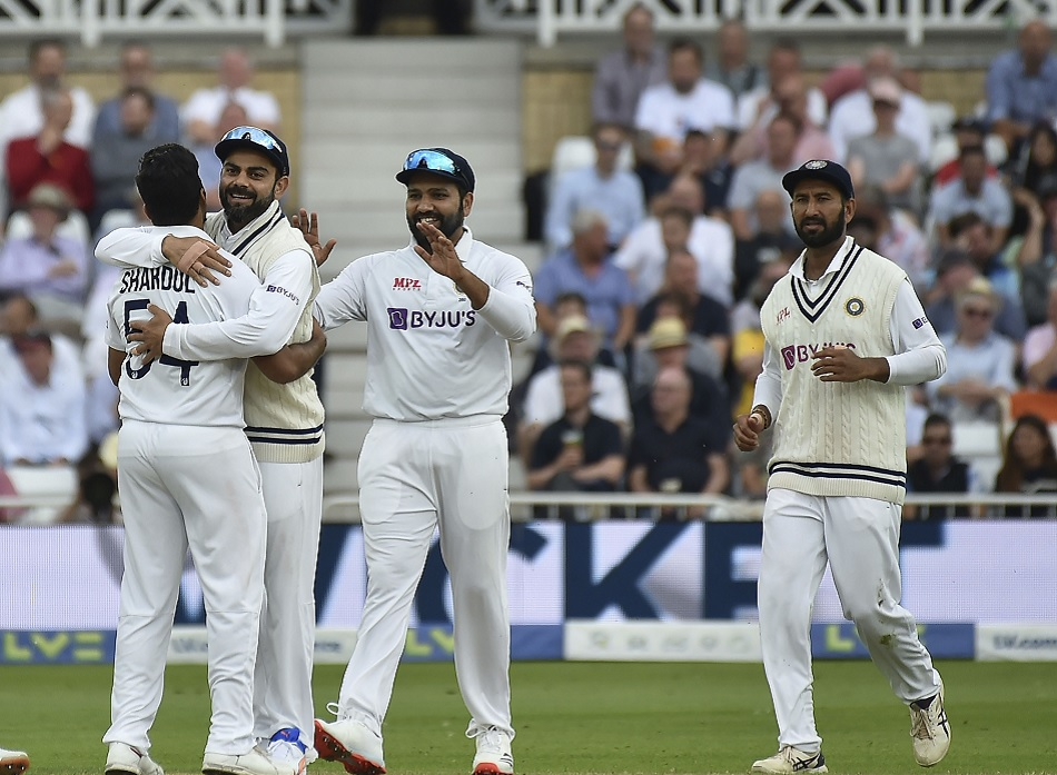 IND vs ENG: Mohammed Shami is happy with Indian bowling against England in 1st test