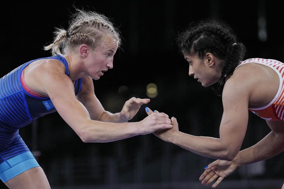 Tokyo 2020: Vinesh Phogat loses in quarterfinal, big upset in wrestling for India