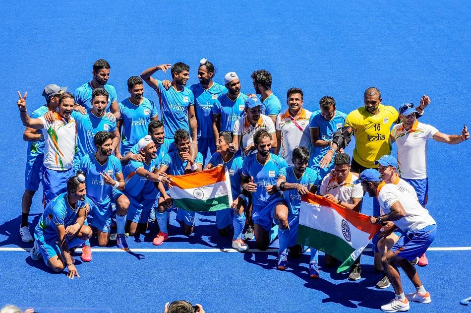 Tokyo 2020: Captain Manpreet Singh expressed gratitude, dedicate historic medal to Covid Warriors