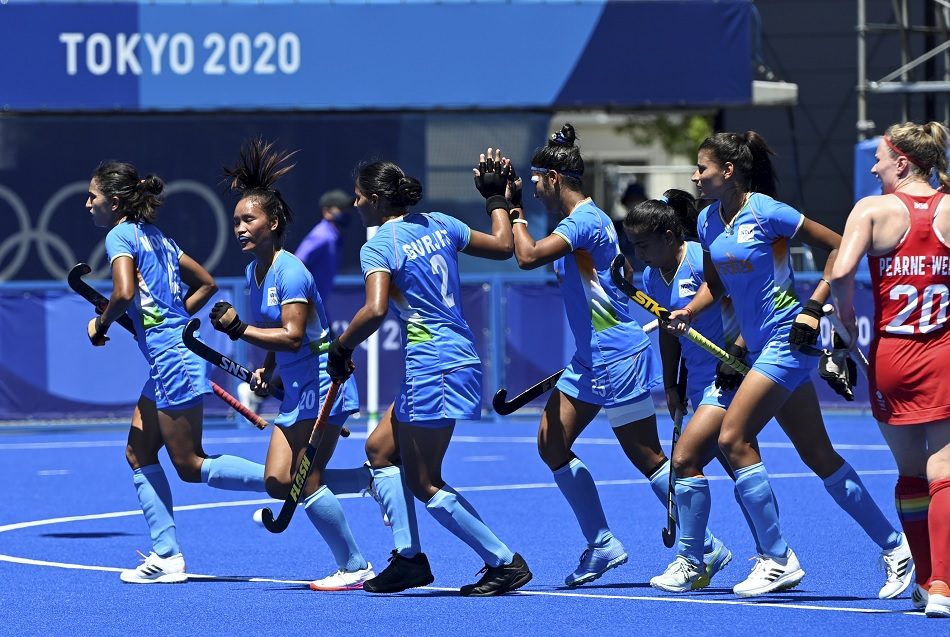Tokyo 2020: Indian womens hockey team could not create history, but won hearts with its game