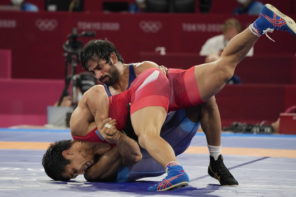 Tokyo 2020: President, PM Modi congratulate to Bajrang Punia for his Olympic Medal