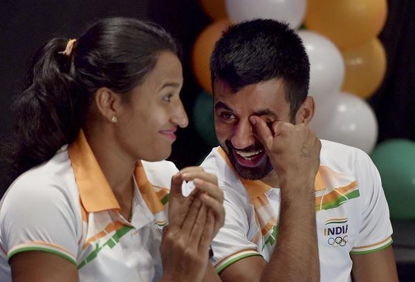 दोनों टीमों में पूरे ओलंपिक में सूचनाओं को शेयर किया-