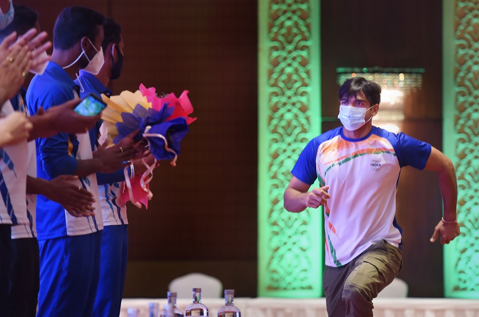 Sri Lanka former pacer Dhammika Prasad says Neeraj Chopras medal belongs to entire subcontinent