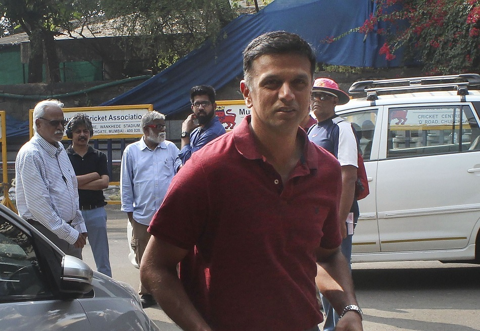 Rahul Dravid again in race to become the head of NCA, no one else has applied yet