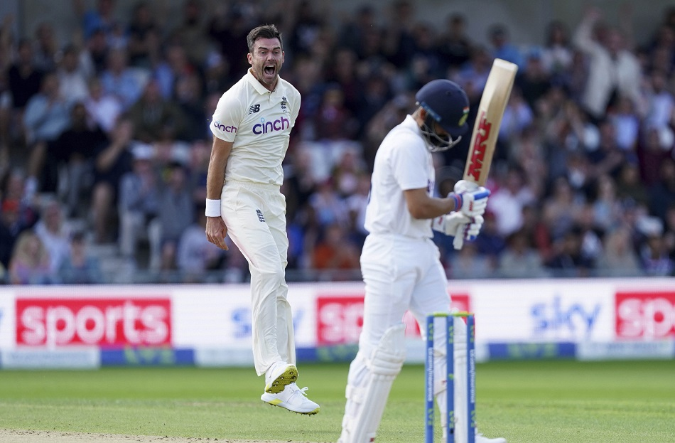 James Anderson talked about his recent competition with Virat Kohli