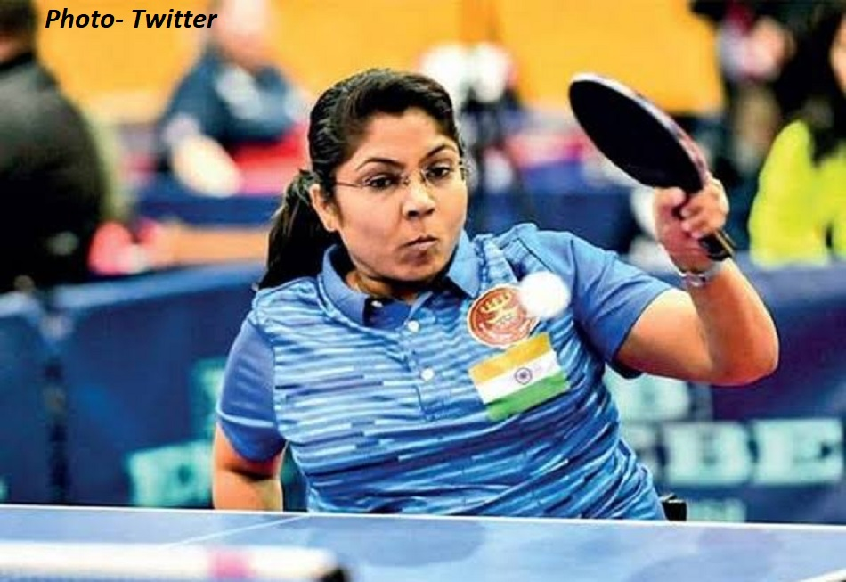Tokyo Paralympics: Bhavinaben Patel reach in knockout stage of womens singles table tennis Class 4 category
