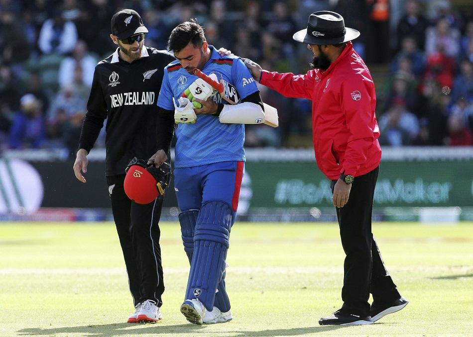 राशिद खान ने छोड़ी अफगानिस्तान की कप्तानी, T20 वर्ल्ड कप में टीम चयन पर जताई नाराजगी