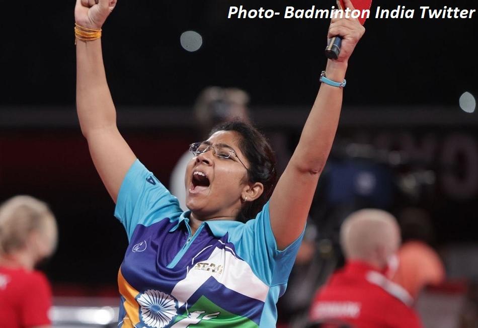 Tokyo Paralympics: भविना पटेल टेबल टेनिस फाइनल में गोल्ड से चूकीं, सिल्वर जीतकर रचा इतिहास