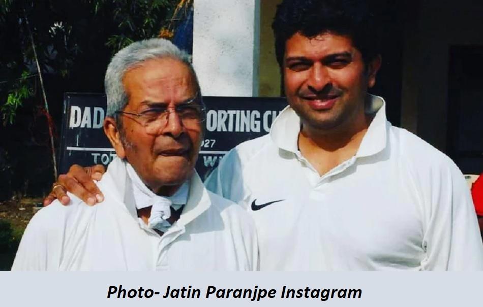 Sachin Tendulkars one of the best coach Vasoo Paranjape is no more