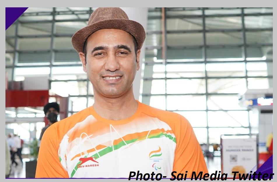 Tokyo Paralympics: Singhraj Adhana Wins Bronze Medal in Mens 10m Air Pistol