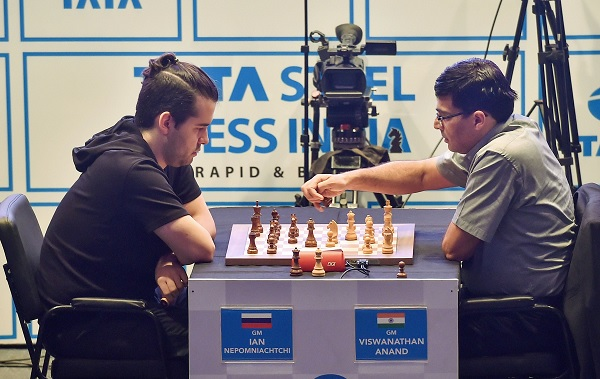 विश्वनाथन आनंद ने 2012 में पांचवा वर्ल्ड चैंपियनशिप टाइटल जीता-