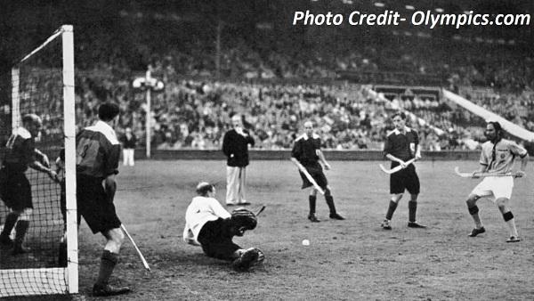 1948 में हुए ओलंपिक में हॉकी का गोल्ड मेडल-