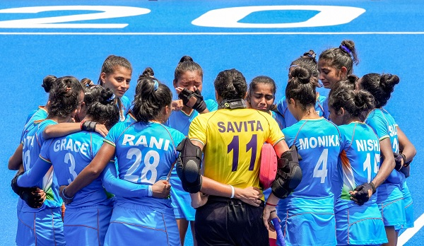 सविता के प्रदर्शन ने हाल में कई मैच जिताए-