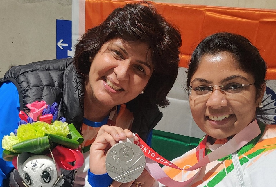 Tokyo Paralympics: Bhavina Patel revealed that she could not win the final match due to nervousness