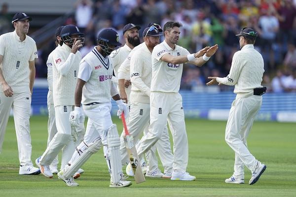 अभी तो जेम्स का चौथा टेस्ट खेलना भी पक्का नहीं-
