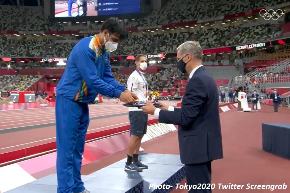 नीरज ने बताया कैसे बना ओलंपिक का रोडमैप