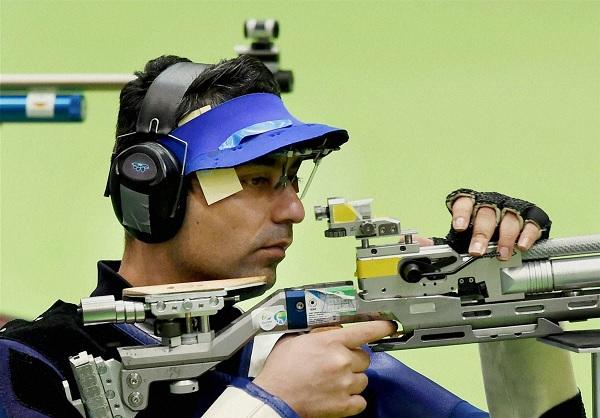 अभिनव बिंद्रा ने 2008 में गोल्ड मेडल जीता-