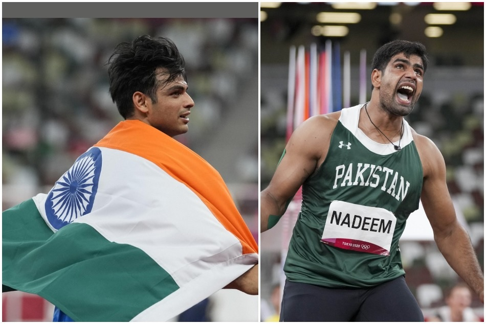 Neeraj Chopra reveals how Arshad is moving around with his javelin before First throw in Final event at Tokyo Olympics 2020