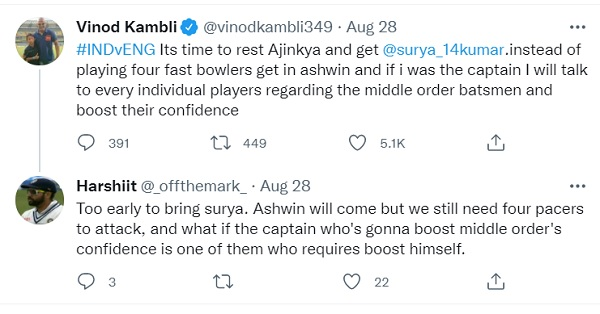 Vinod Kambli gets trolled