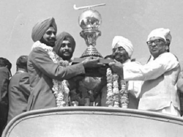 1975 में भारतीय हॉकी टीम ने वर्ल्ड कप जीता-