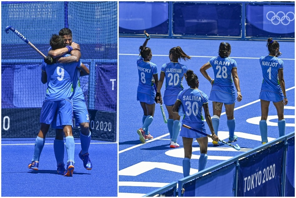 Rupinder Pal Singh reveals how mens hockey team motivated in Olympics by their women counterparts