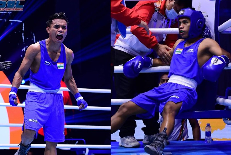 ASBC बॉक्सिंग चैम्पियनशिप में बिस्वमित्र ने जीता गोल्ड, विश्वनाथ को मिला सिल्वर
