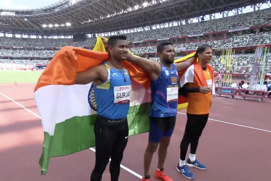 Tokyo Paralympics: देवेंद्र झाझरिया और सुंदर ने जैवलिन थ्रो में जीते मेडल