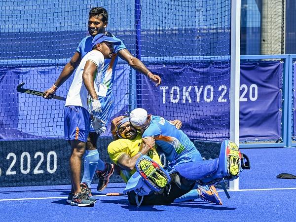 ओलंपिक में भारतीय हाॅकी टीम है सबसे आगे