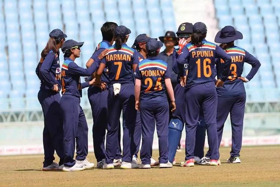 Indian WOmen Cricket Team,