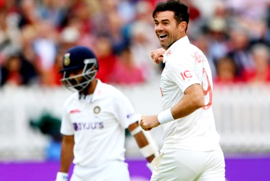 कोहली को सबसे ज्यादा बार आउट करने वाले गेंदबाज बने एंडरसन