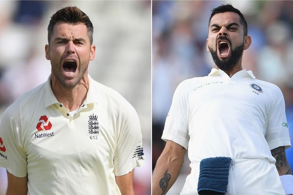 कोहली और एंडरसन के बीच जारी रहेगी लड़ाई, पूर्व पाकिस्तानी क्रिकेटर ने किया दावा