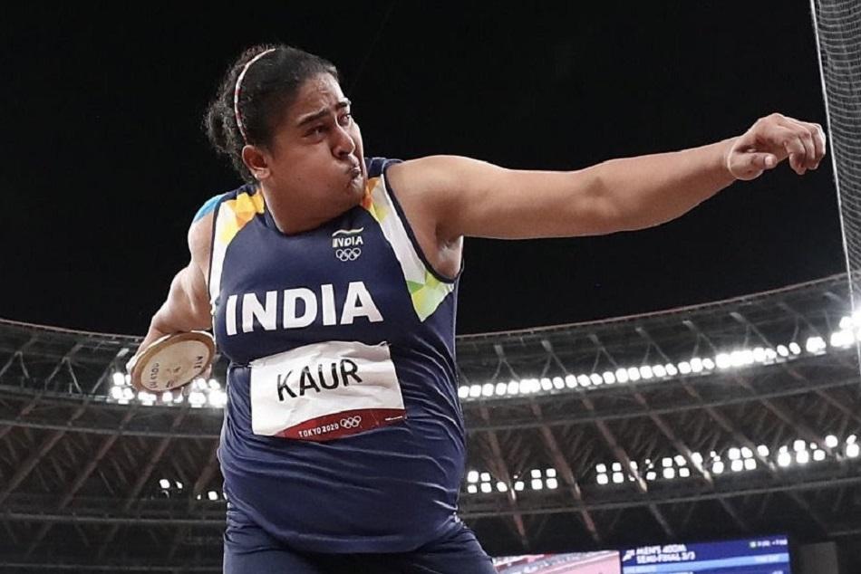 Tokyo Olympics : मेडल जीतने से चूक गईं कमलप्रीत काैर, छठे स्थान पर रही