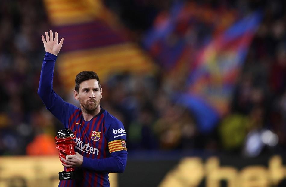 बार्सिलोना छोड़ने के बाद लियोन मेसी ने इस क्लब के साथ मिलाया हाथ